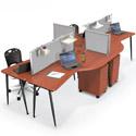 iFlex Modular Desks by Balt
