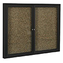Click here for more Indoor Enclosed Bulletin Board w/ Coffee Frame by Best-Rite by Worthington