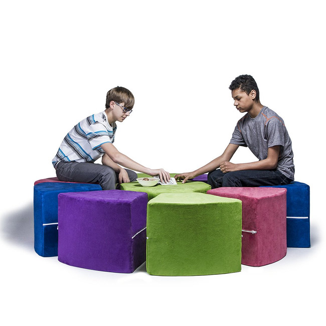 octagon-kids-sectional-seating-arrangement