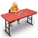 Click here for more Kids Folding Tables by Worthington