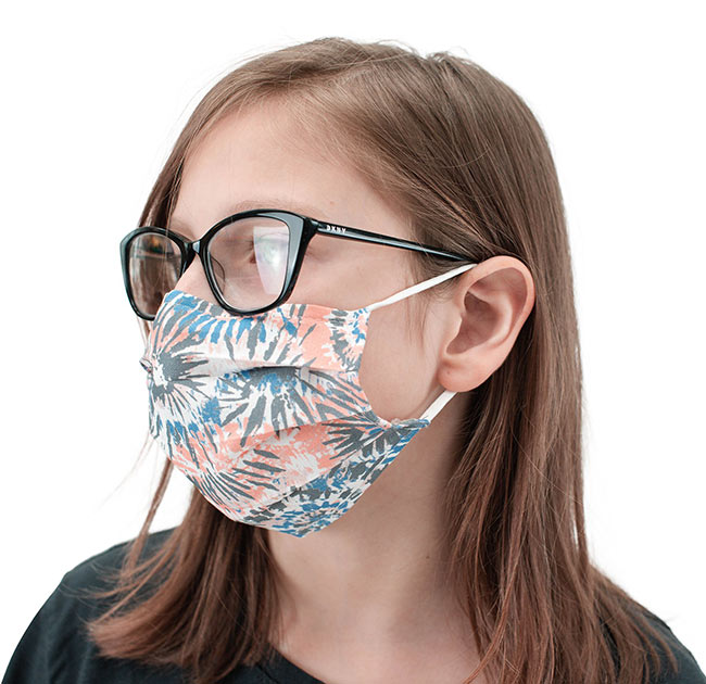 back-to-school face mask