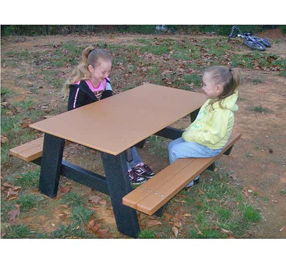 Super Kids Outdoor Picnic Table 4 L Squirreltailoven Fun Painted Chair Ideas Images Squirreltailovenorg