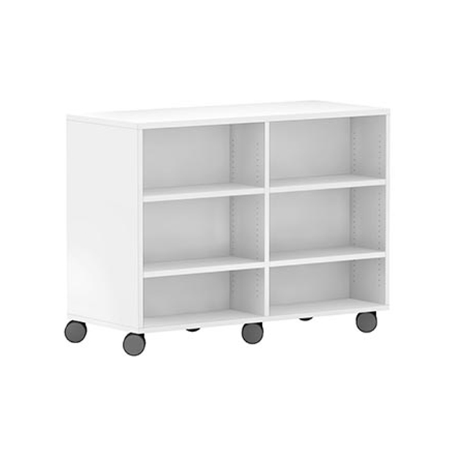 kio-2930-straight-mobile-double-sided-bookcase