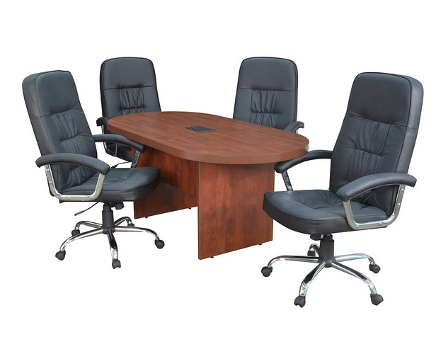 Legacy Racetrack Conference Table 6 W