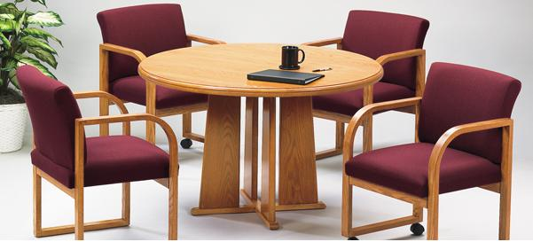 round-conference-table-tapered-base