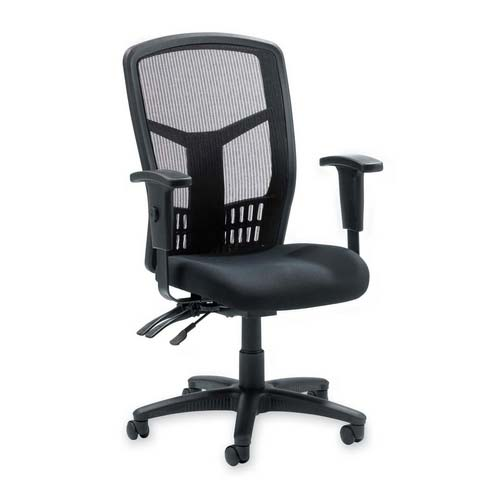 Marvelous Executive Mesh High Back Office Chair Gmtry Best Dining Table And Chair Ideas Images Gmtryco