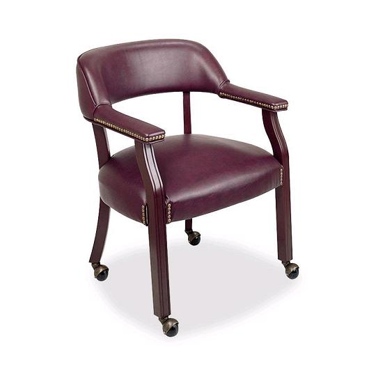 Lorell Traditional Captain Chair