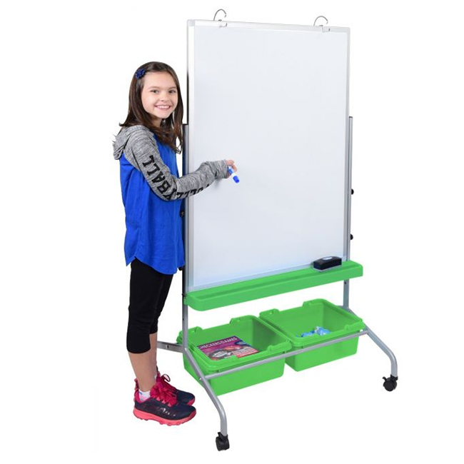 l330-classroom-chart-stand-with-storage-bins