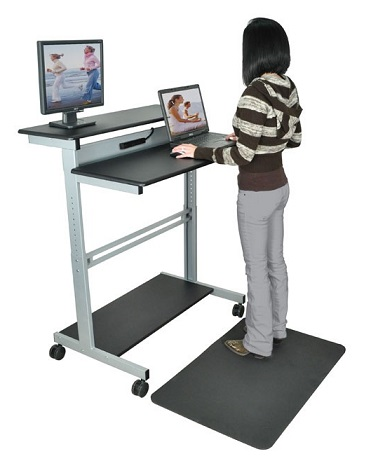 Luxor Standup 40 Stand Up Workstation