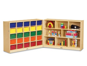 0428jc-25-tray-cubbie-fold-n-lock-storage-by-jonti-craft-colored-trays