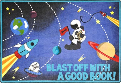 1673-g-blast-off-with-a-good-book-carpet-109-x-132