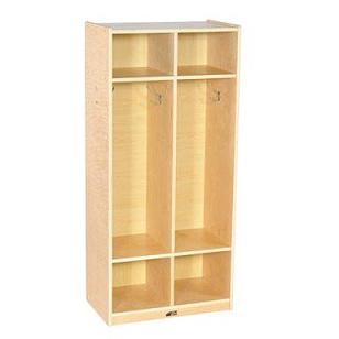 elr-17230-birch-2-section-coat-locker