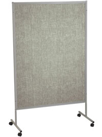 689d44-78hx50w-gray-single-vinyl-floor-display-panel