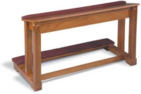 tpr105-29hx48wx22d-35-light-oak-prayer-desk-w-padded-knee-and-arm-rest