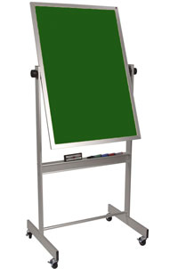 668acee-30x40-deluxe-reversible-doublesided-porcelain-chalkboard