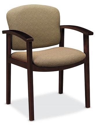 Hon Invitation 2110 Series Wood Guest Chairs