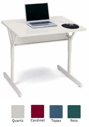 Connections Classroom Computer Tables With Glides By Bretford