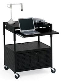data-projector-cart-with-storage-cabinet-by-bretford