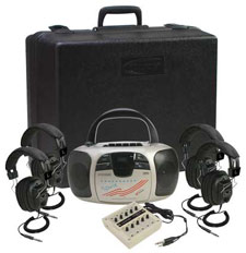 powered-listening-centers-by-califone