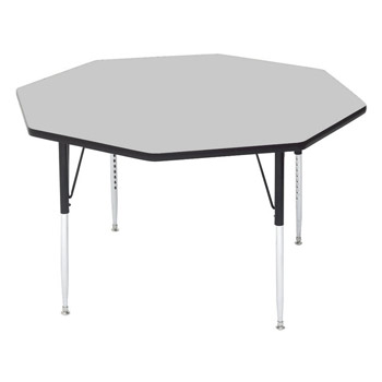 a48oct-48-octagon-black-legs-black-tmold-114-thick-top-activity-table