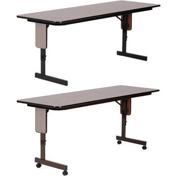 Sp Panel Leg Seminar And Training Folding Tables By Correll