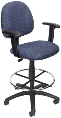 b1616-contour-drafting-stool-with-adjustable-arms-by-boss
