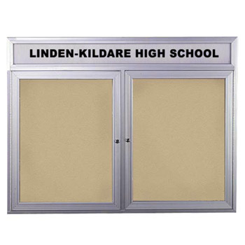 pavx531-36x48-2-door-satin-alum-frame-enclosed-header-vinyl-board