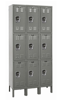 u32583a-12wx15dx24h-fully-assembled-triple-tier-lockers-3sections-wide-9-openings