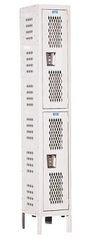 u1228-2hdv-heavy-duty-ventilated-double-tier-1-wide-locker-unassembled-12-w-x-12-d-x-36-h