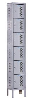 u12586hdv-six-tier-hd-ventilated-locker-1wide-12w-x-15d-x-12h-unassembled
