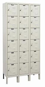 u32886ga-rust-resistant-threewide-sixtier-locker-assembled-12-w-x-18-d-x-12-h-openings