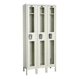 usv32881a-safety-view-threewide-singletier-locker-assembled-12-w-x-18-d-x-72-h-opening