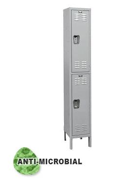 antimicrobial-double-tier-lockers