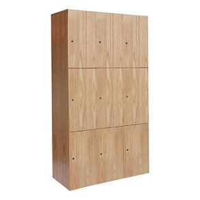 uw35823aw-threewide-tripletier-wood-club-locker-15-w-x-18-d-x-24-h-opening