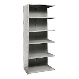 a772124-extra-heavyduty-closed-shelving-adder-unit-w-6-shelves-48-w-x-24-d