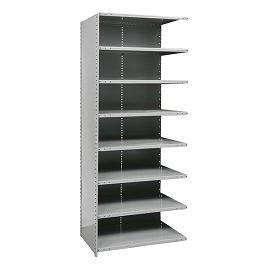 a452318-mediumduty-closed-shelving-adder-unit-w-8-shelves-36-w-x-18-d