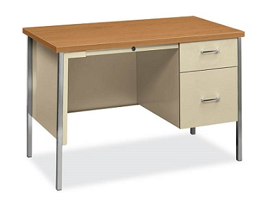 h34002r-34000-series-single-pedestal-desk