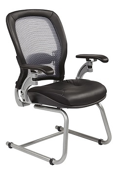 3685-light-airgrid-back-guest-chair-with-leather-seat