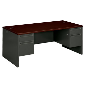 h38180-38000-series-double-pedestal-desk-36-x-72