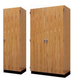 oak-veneer-door-storage-cabinet-diversified-woodcrafts