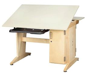cdtc1vt-art-drafting-vertical-tower-computer-table