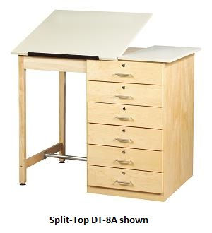 dt8a-splittop-drafting-table-w-drawer-base