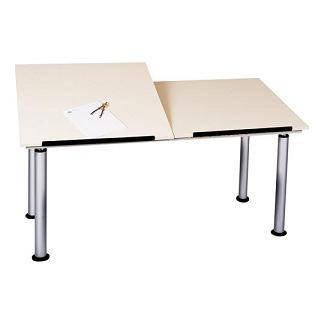 altd26030-adjustableheight-splittop-drafting-table-2-station