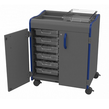 39-11002-4-xxm-makerspace-mobile-storage-cart-12-trays-with-doors