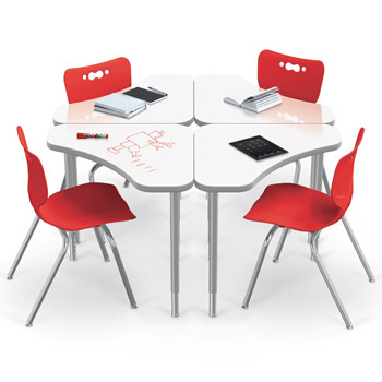 10xxhx-xxxx-mrkr-4-53316-4-boomerang-desk-hierarchy-chair-package-16-chairs-desks-4-each