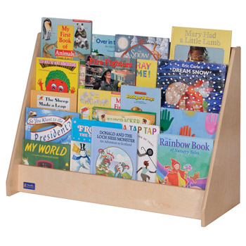 ang1060-4-shelf-book-display-unit