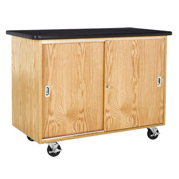 4101k-basic-mobile-storage-cabinet-with-plastic-laminate-top