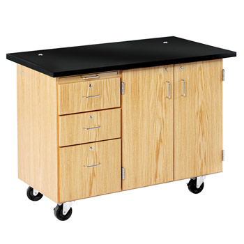 4332kfrs-mobile-storage-desk-w-flat-top-rod-sockets