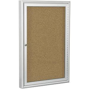94psbo-outdoor-enclosed-bulletin-board-cabinet-w1-door-24-w-x-36-h