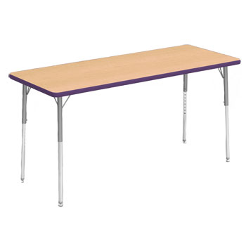 482460-color-banded-activity-table-with-fusion-maple-top-24-x-60-rectangle